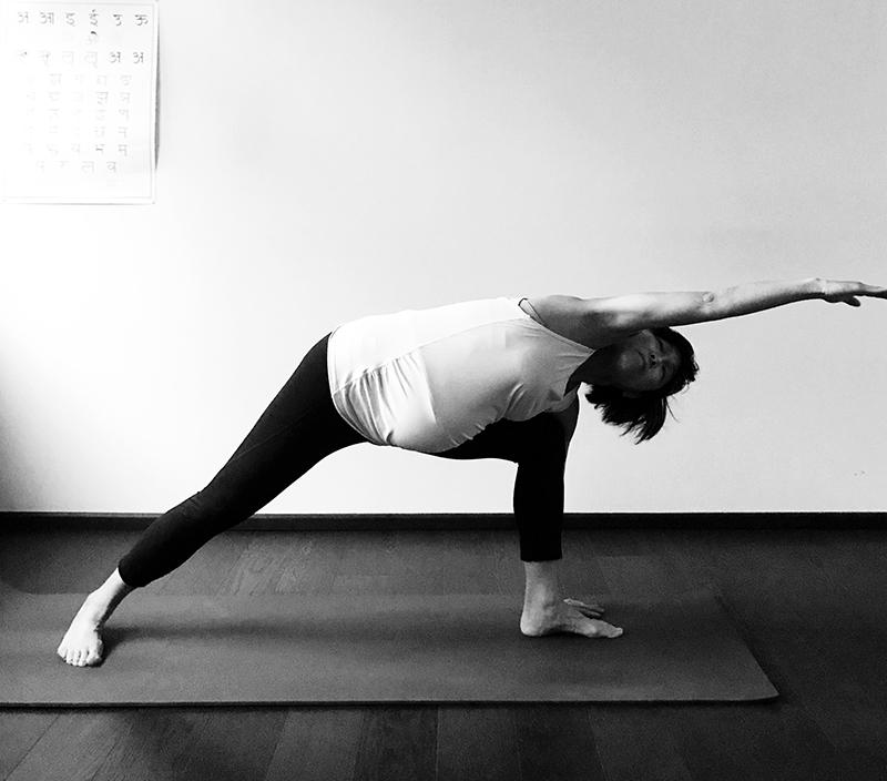 Ashtanga Yoga für Schwangere